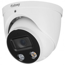 Galaxy Hunter 4k Ai Full-color Active Deterrence Fixed-focal Turret Wizsense Ipc