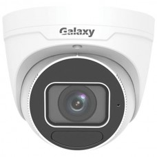Galaxy Pro 5mp Ultra Hd Ai Starlight Varifocal Motorized Turret Ipc With Build In Mic