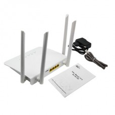 Galaxy Sharkwifi Indoor 4G Cellular Router With SIM Card Support