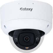 Galaxy Hunter AI IP Series - 5MP Smart Dual Illuminators + AI + Active Deterrence all in one camera