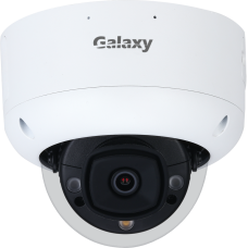 Galaxy Hunter AI IP Series - 5MP Smart Dual Illuminators + AI + Active Deterrence all in one camera
