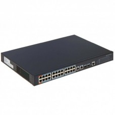 Galaxy 24CH 240W Support 250m Long Distance POE Switch