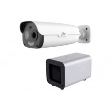 UNV 4MP Dual-spectrum Thermal Bullet Network Camera