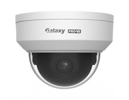 4K Vandal-resistant Network IR Fixed Dome Camera