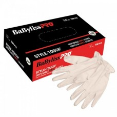Disposable Vinyl Gloves White - Medium Size