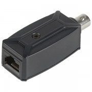 Passive Ip Over Coaxial Extender (2 Pieces/one Set Package)Transmission Up To 200 Meters (max).