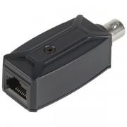 Prolongateur IP passif sur coaxial (2 pièces / un ensemble) Transmission jusqu'à 200 mètres (max).
