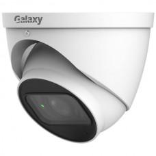 Galaxy Hunter Series 2MP 4-in-1 IR Motorized Turret Camera - 2.7~12mm