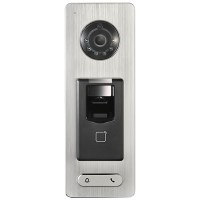 Fingerprint Video Access Control Terminal
