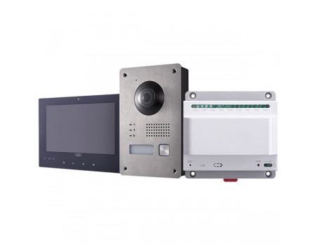Two-Wire Video Intercom Bundle