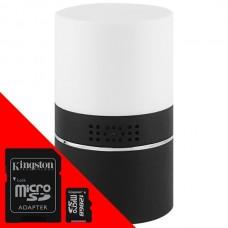 Galaxy Secret Eyes Series HD 1080P Desk Lamp WiFi Security Camera