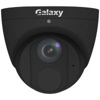 Galaxy Pro Series 4MP IR Caméra tourelle - 2.8mm noir