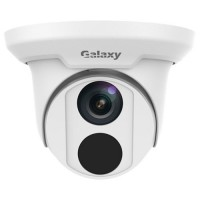 Caméra IP Galaxy Tourelle 8MP IR - 2.8mm