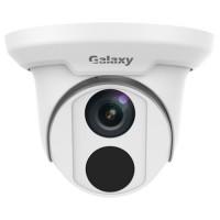 Galaxy Pro 8MP IR Turret IP Camera - 2.8mm