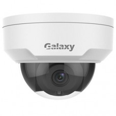 Galaxy Pro 5MP Starlight IR Dome IP Camera - 2.8mm