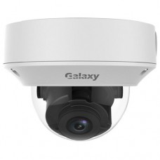 Galaxy Pro 8MP Motorized VF IR Dome IP Camera - 2.8~12mm