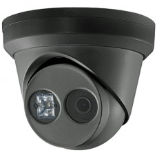4MP IR H.265 Outdoor Turret IP Security Camera Black