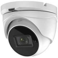 Platinum Motorized VF Turret HD-TVI Camera 5MP