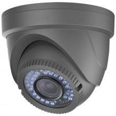 eco - Platinum HD-TVI Turret Camera 2.1MP - BLACK