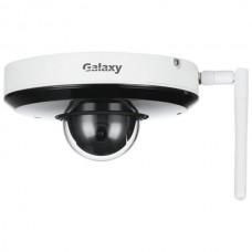 Galaxy Hunter 4MP 4X Starlight IR Network PTZ Camera