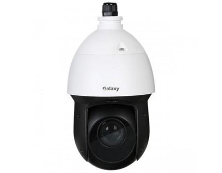 Galaxy Hunter Ip Series / 4mp 25x Starlight Ir Wizsense Network Ptz Camera / 1/2.8