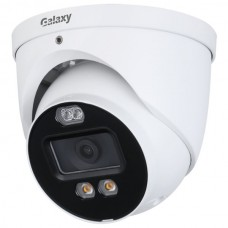 Galaxy 4k 4in1 Full Color Active Deterrence Fixed Turret Camera