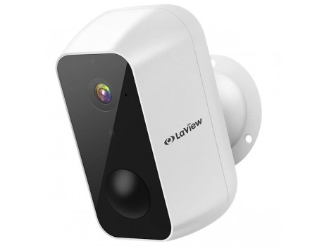 LaView 2MP PIR Battery Outdoor WiFi Camera