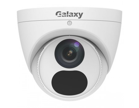 Galaxy Elite 2MP Fixed Turret Network Camera