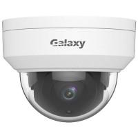 Galaxy Elite 4K Vandal-resistant Network IR Fixed Dome Camera