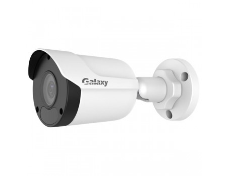 Galaxy Elite 5MP Mini Fixed Bullet Network Camera