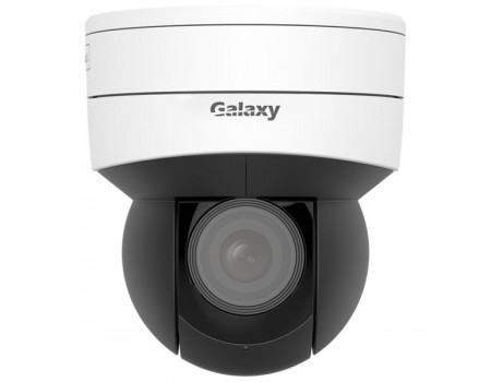 Galaxy Elite 2MP IR Network Indoor Mini PTZ Dome Camera