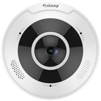 Galaxy Pro Series 4K 360° Fisheye Panoramic Camera - 1.8mm