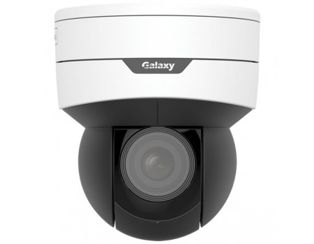 Galaxy Pro 2MP 5X Mini PTZ Dome IP Camera - 2.7~13.5mm