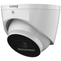 Caméra IP infrarouge à tourelle fixe Galaxy Hunter Series 4MP AI - 3.6mm