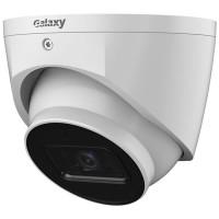 Galaxy Hunter Series 4MP AI IR Fixed Turret IP Camera - 2.8mm