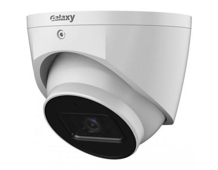 Galaxy Hunter Series 4MP AI IR Fixed Turret IP Camera - 3.6mm