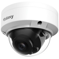 Galaxy Hunter Series 4MP AI Color247 Full Color IR Fixed Lens Mini Dome IPC with Audio / People Counting / Face Detection