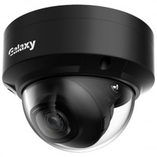 Galaxy Hunter Series 4MP Lite AI Starlight IR Fixed Dome IP Camera - 2.8mm