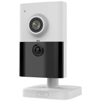 4MP Matrix IR Fixed Cube Network Camera