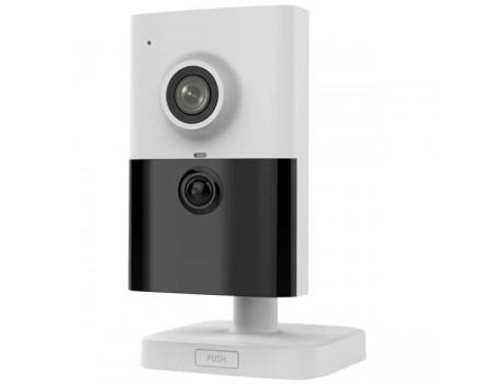 4MP Matrix IR Fixed Cube Network Camera
