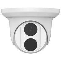 4MP IR Fixed Dome IP Camera - 2.8mm