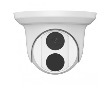 4MP IR Fixed Dome IP Camera - 2.8mm