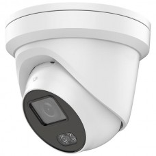 Galaxy Platinum 4MP Color Day & Night IP Turret Camera Fixed Lens 2.8mm with Build in Mic