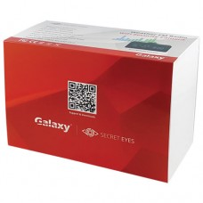 Galaxy Secret Eyes Series HD 1080P Weather FM Radio WiFi Security Camera Support 32GB SD Card (Not Included)