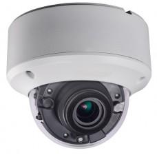 Galaxy Platinum 8MP HD-TVI Motorized VF Dome Camera - 2.7~13.5mm