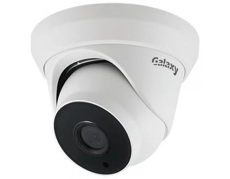 Galaxy Prestige 5MP HD-TVI Matrix IR Turret Camera - 2.8mm