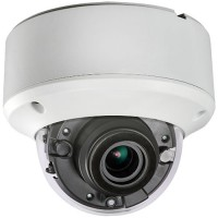 Galaxy Platinum 8MP HD-TVI Motorized VF Dome Camera - 2.7~13.5mm