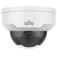 2MP WDR Starlight Vandal-resistant Fixed Dome Network Camera