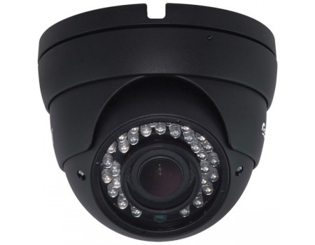 Galaxy 2MP 4-in-1 1080P IR VF Lens Dome Camera - 2.8~12mm