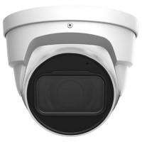 8MP WDR IR Eyeball Network Camera with motorize lens